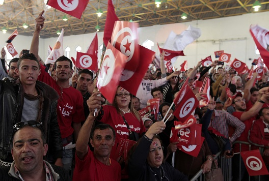 The Layout of Tunisia's Presidential Election