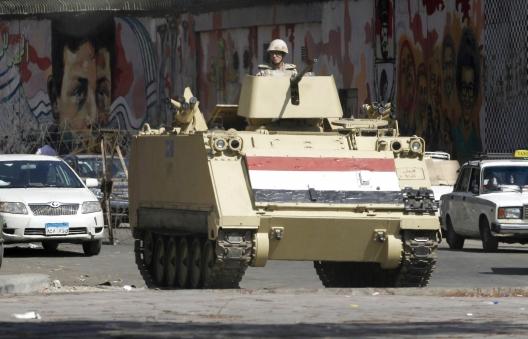 Militarizing Egypt's Trials
