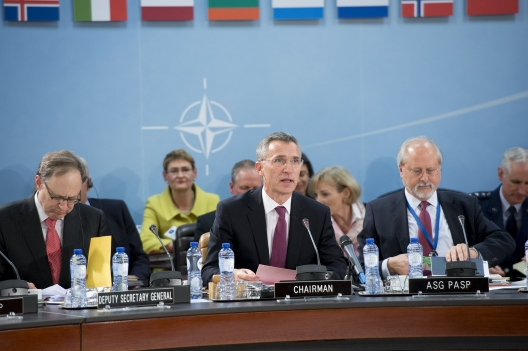 Meeting of NATO foreign ministers, December 2, 2104