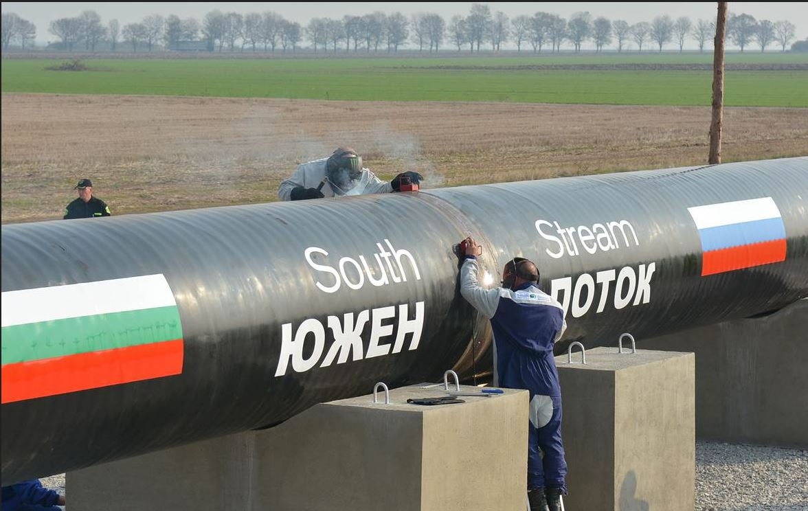 The Demise of South Stream