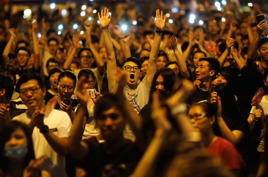 Amid Hong Kong Protests, China Escalates Mainland Crackdown, Too