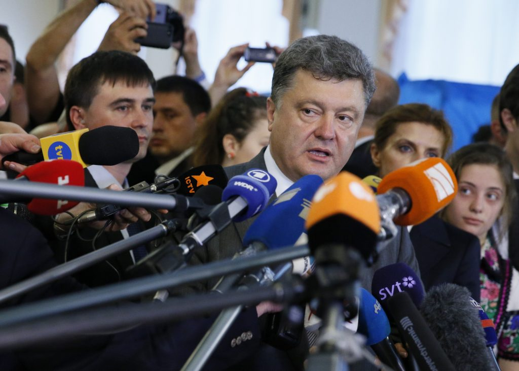 Ukraine:  Suddenly, an Information Ministry Is Born