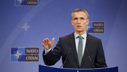 NATO Says Russian Air Force Jets Posing Risk to Aviation in Baltic