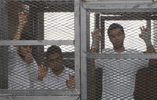 The Students: The Untold Details of the Al-Jazeera Trial