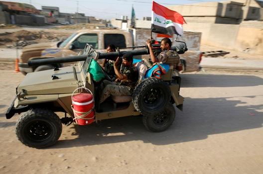 Iraq's Shia Militias are a Trickier Problem