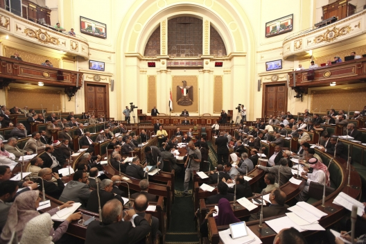 Assured Dysfunction: Egypt's Parliamentary Constituencies  Law