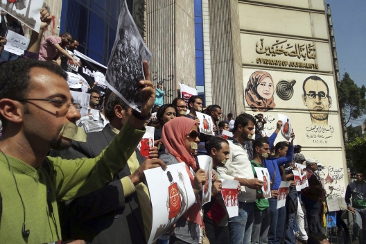 Stalled Reform in Egyptian Journalist Syndicate: A Sign of Larger Media Malaise