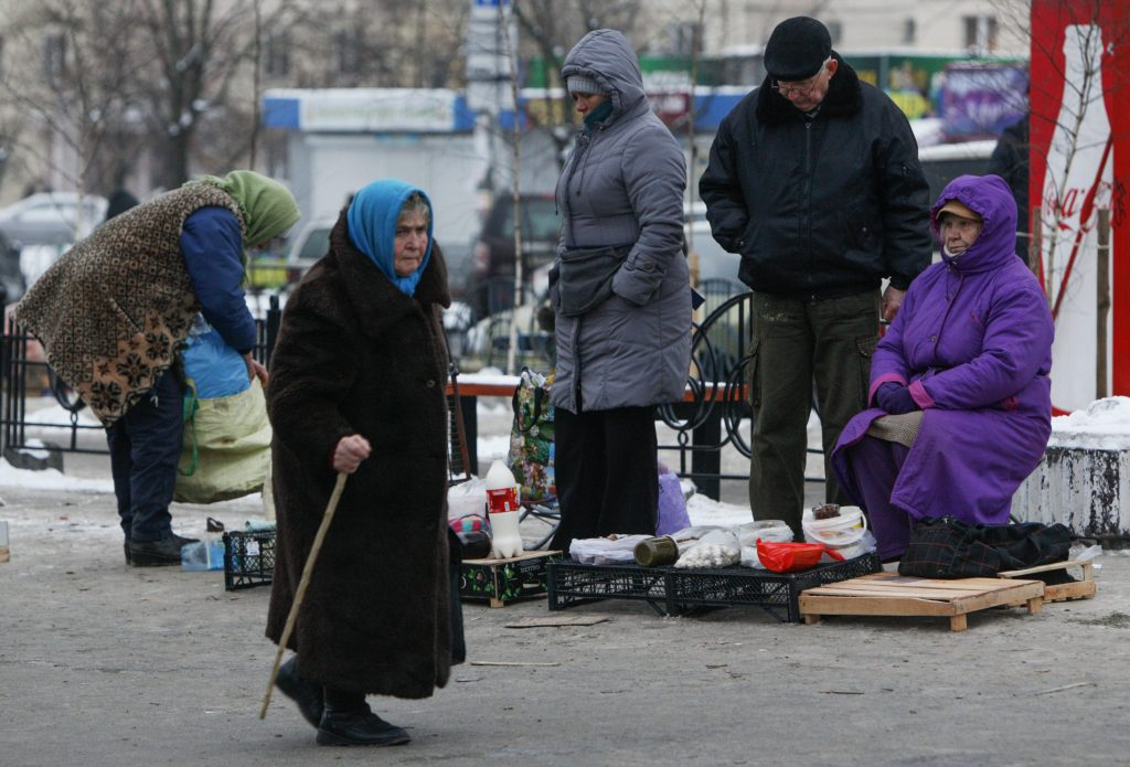 As Ukraine Sinks Below 'Life Support,' the West Gropes for Loan Money