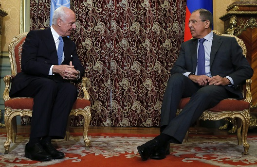 Moscow's Syria Talks: Diplomacy that Destroys Hopes for Peace