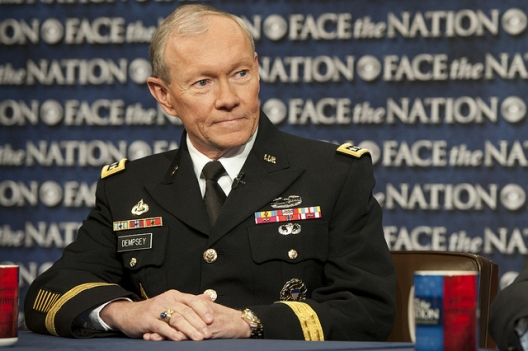 Dempsey: Terrorism and Russian Aggression Threaten European Security