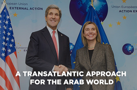 A transatlantic approach for the Arab world: Stability through inclusivity, good governance, and prosperity