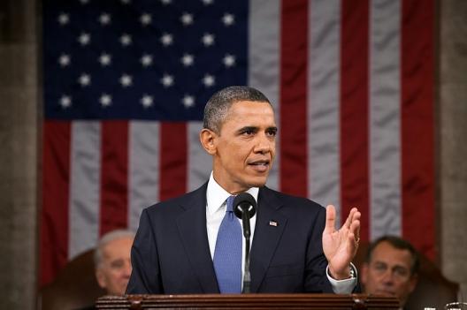 President Barack Obama, Jan. 25, 2011