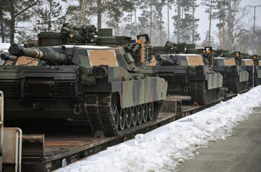 US Examining Sites in Eastern Europe for Pre-Positioning 220 Armored Vehicles