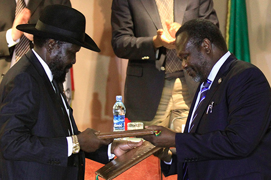 South Sudan Deal Buys Time for Warring Sides, Diplomats, Says Pham