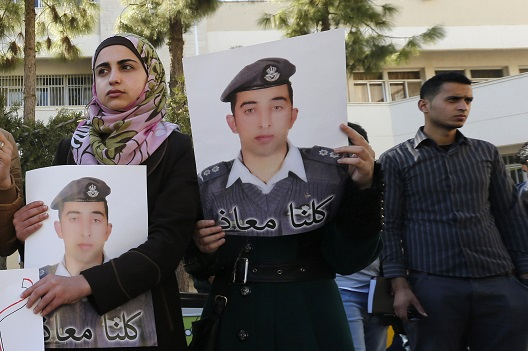 Jordan's Pilot and the War on ISIS