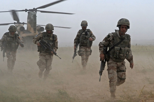 Spain to Lead New NATO Spearhead Force in 2016