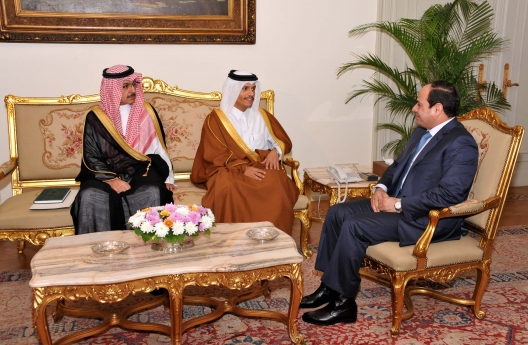 Death of Saudi King Ends Hope for Egypt-Qatar Rapprochement