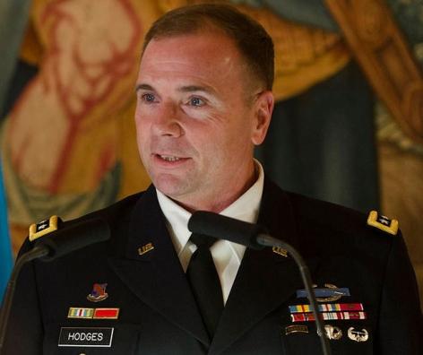 Lt. Gen. Frederick Ben Hodges, Nov. 13, 2014