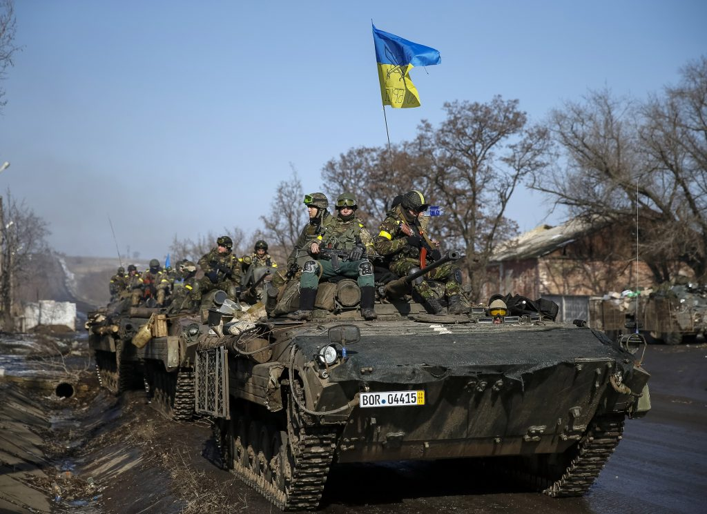 Russia's Ukraine War Wins it the Advantage in New Truce Deal