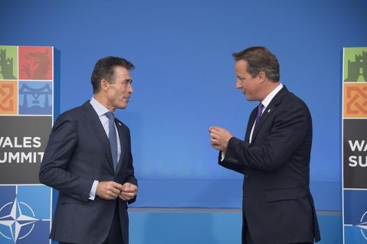 David Cameron Will Encourage Britain's Enemies If He Cuts Defense Spending, Warn Former NATO Chiefs