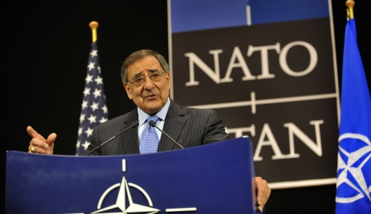 Leon Panetta: You Have To Deal with the Russians from Strength