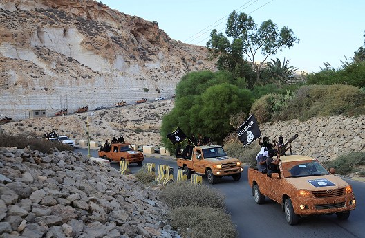 The ISIS Game Plan in Libya