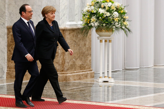 Ukraine's Fate Hangs in the Balance in Minsk, Once Again