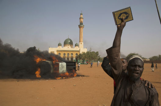 Niger's uprising: symptoms of Nigerien challenges