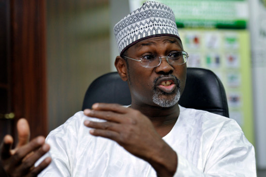 Atlantic Council Exclusive: Electoral Commission Chairman Discusses Readiness for Nigeria's 2015 Elections