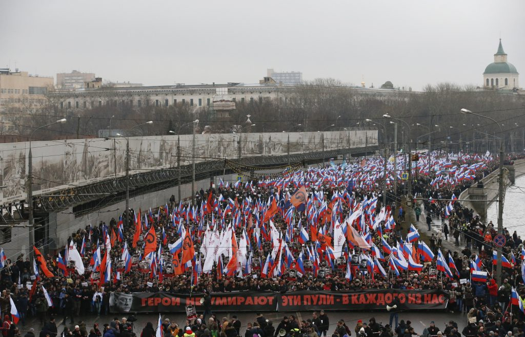 Nemtsov Assassination Is Rooted in Putin's Authoritarianism