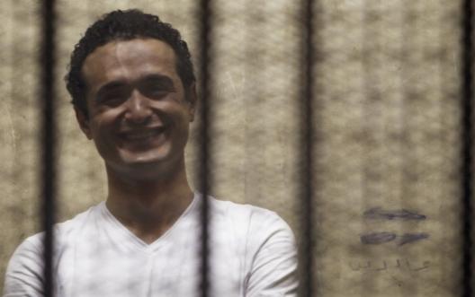 Why Was Ahmed Douma Given a Life Sentence?