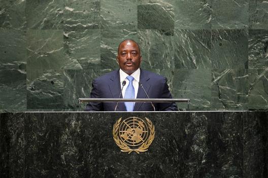 Democratic Congo's Democracy Deficit