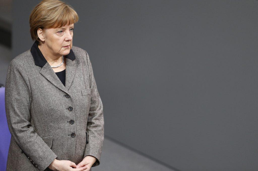 The Importance of Being Angela Merkel