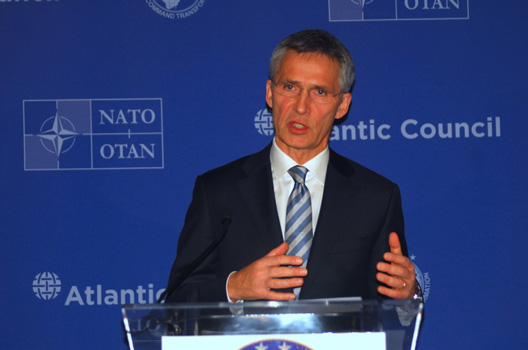 NATO Chief Urges Increase in Military Spending to Confront Growing Security Threats