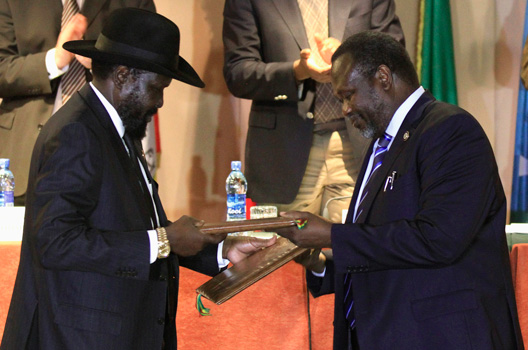 South Sudan: Kicking the Can Down the Road, Again