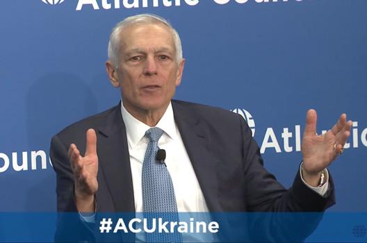 Russia Plans Spring Offensive in Ukraine, Warns Ex-NATO Chief Wesley Clark