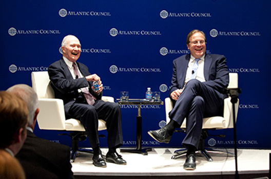 Happy Birthday, General Scowcroft