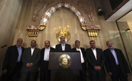 "Egypt Governments Stalls Effort to Dub Hamas ""Terrorists"""