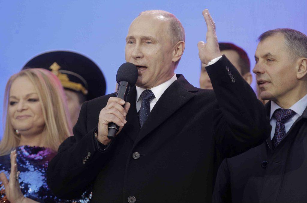 Is Putin's Russia Fascist?