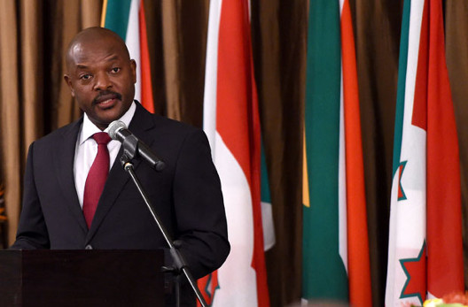 Burundi's President Set to Defy Term Limits, Upset Delicate Peace