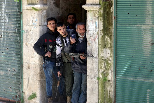 Syria: Is Assad Slipping?
