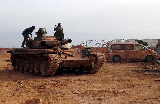 US-led Coalition Needs to Rethink Its Anti-Jihadist Strategy in Syria