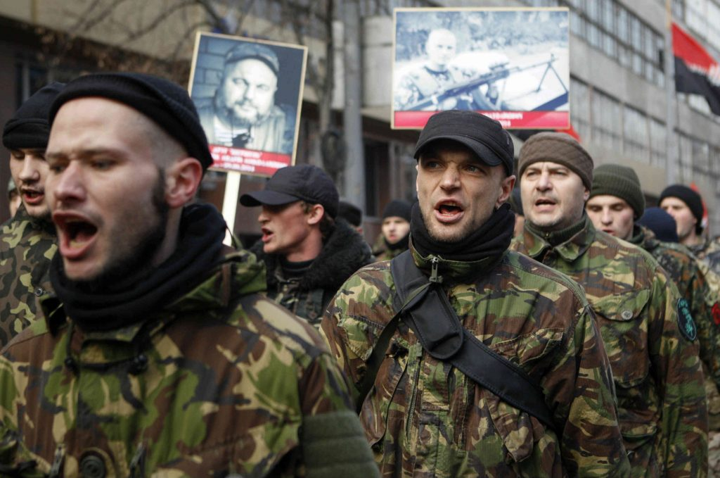 Ukraine's Volunteer Battalions Must Join the Military or Sheath the Sword
