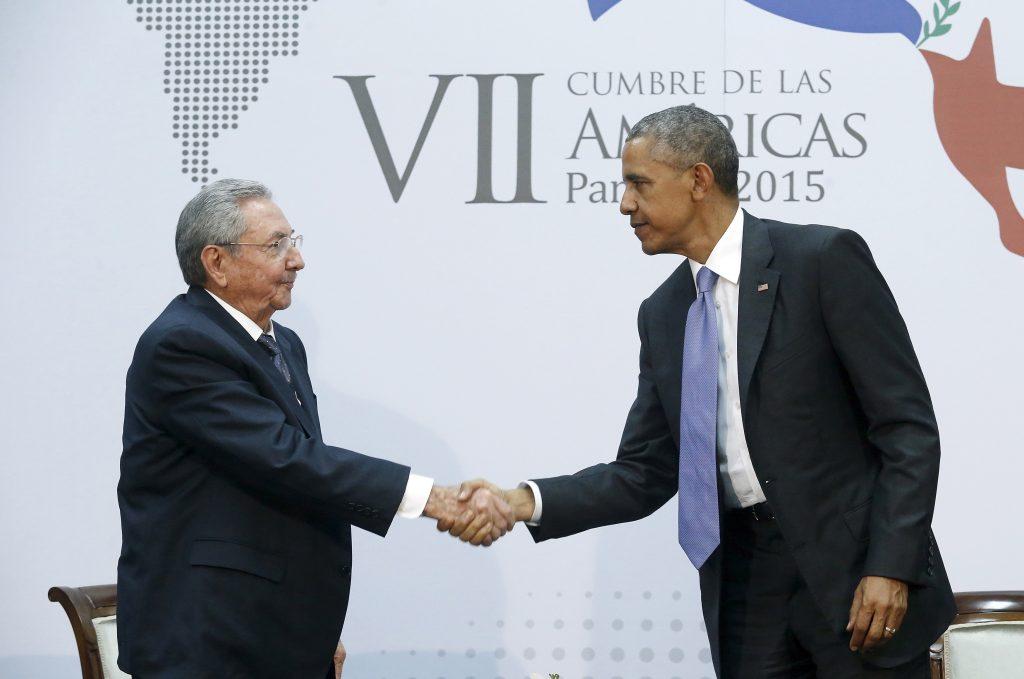 US-Cuba Forecast: Sunny?