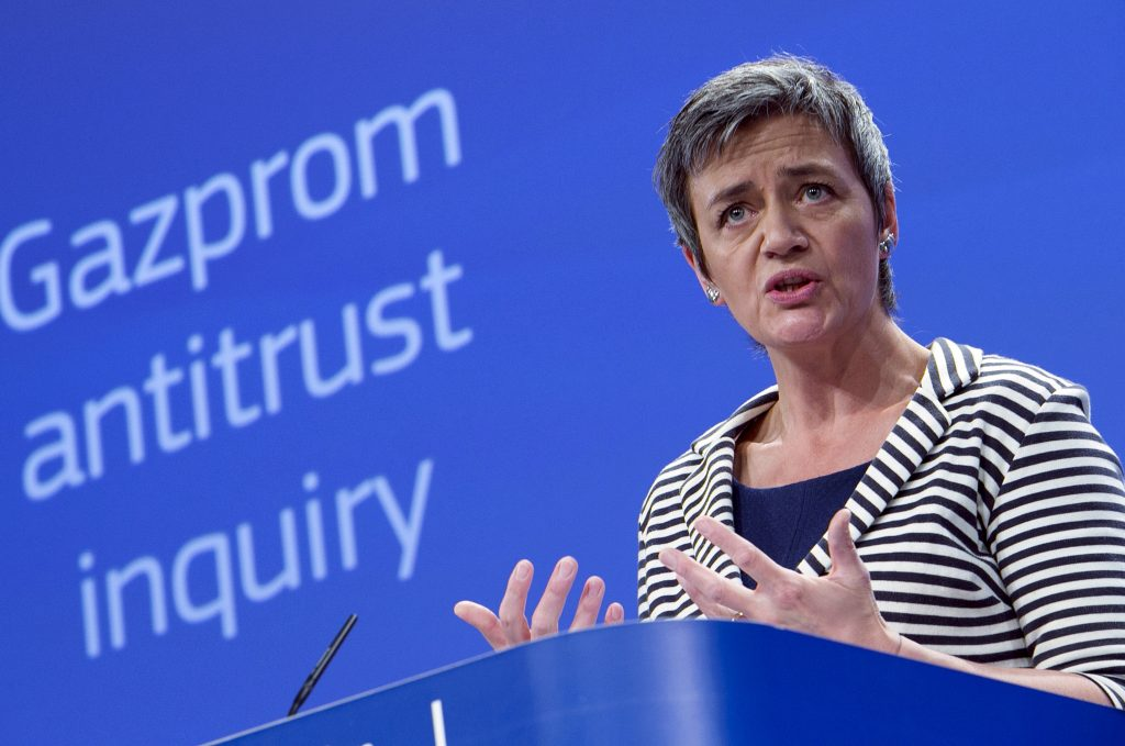 Gazprom, Just Follow the Law