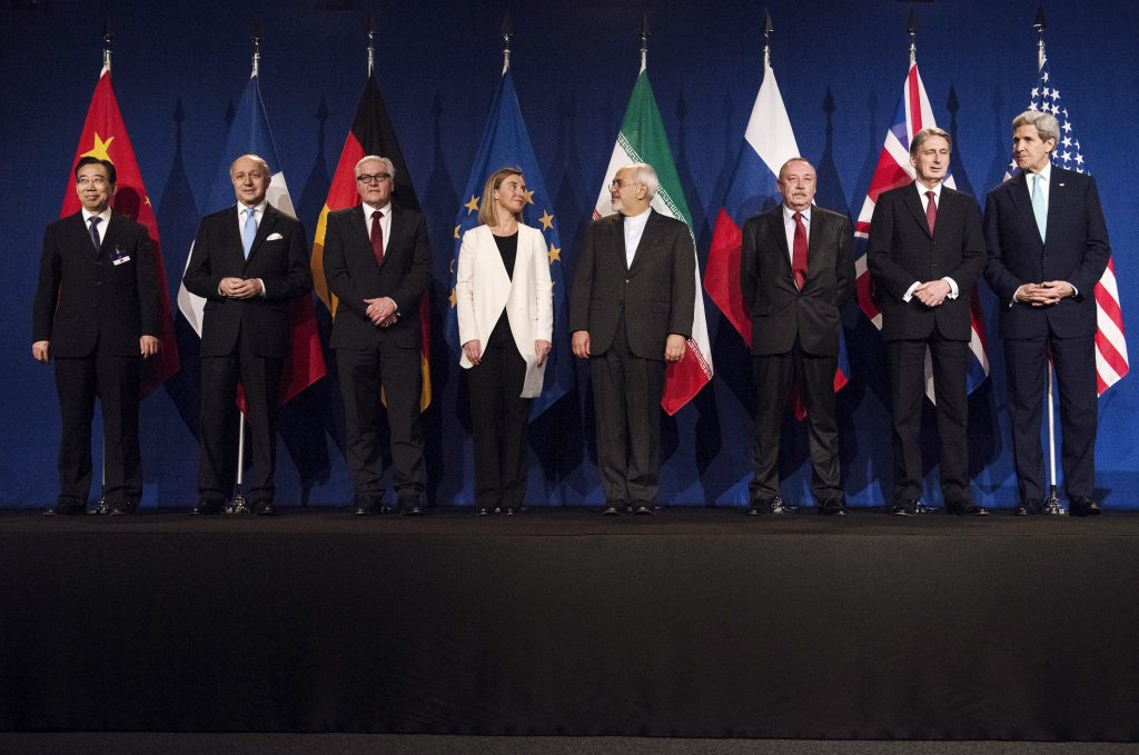 A 'Good' Deal with Iran, Says Pickering
