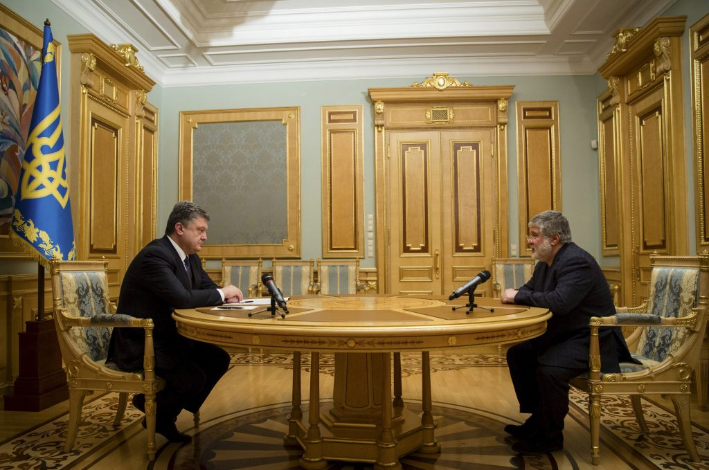 Poroshenko Goes Hunting for Oligarchs