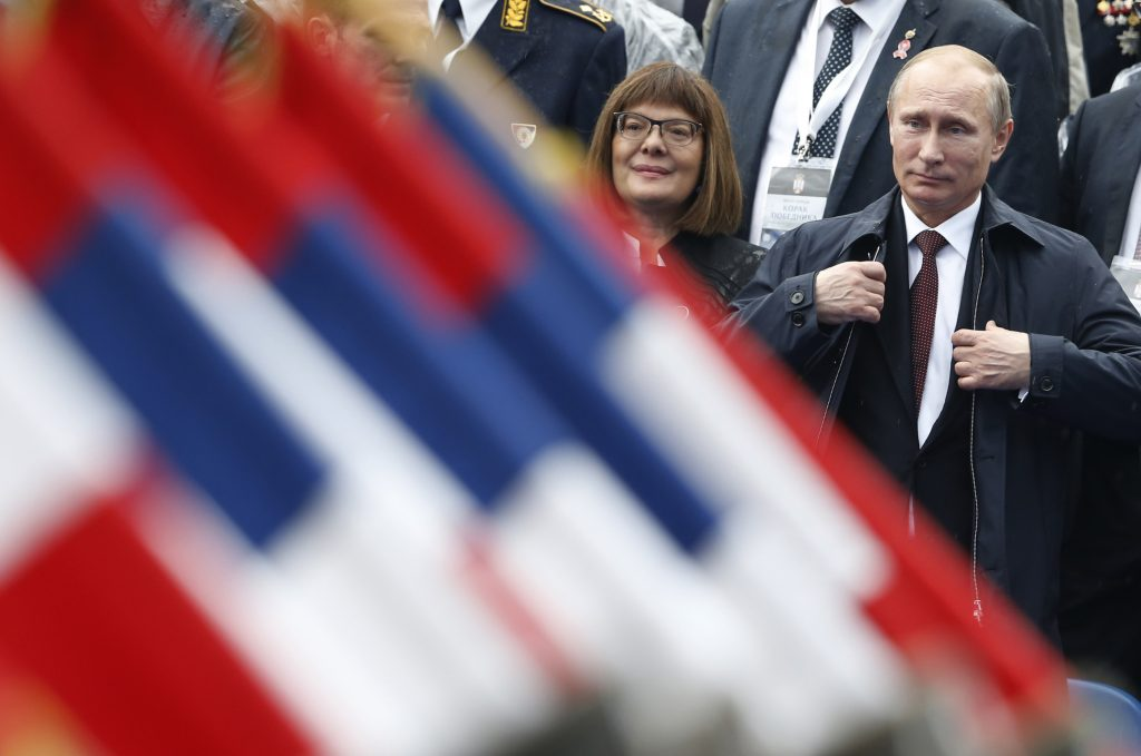The Balkan Piece of the Putin Puzzle