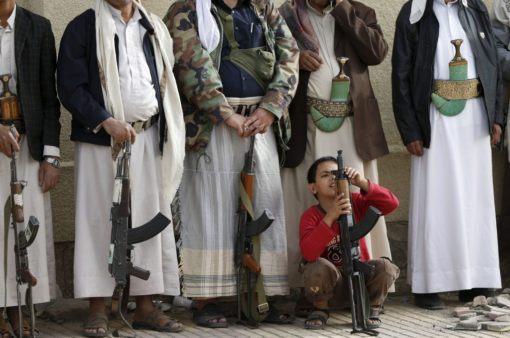 Al-Qaeda Affiliate Gains from Yemen Crisis