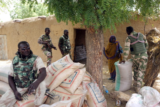 Coalition Scores Victories Against Boko Haram